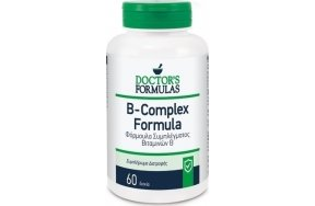 DOCTORS FORMULAS B COMPLEX 60CAPS
