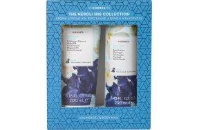 Korres The Neroli Iris Collection