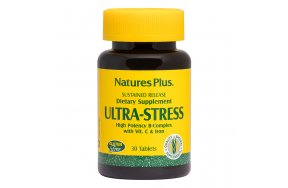 Nature's Plus Ultra Stress with Iron 30 ταμπλέτες
