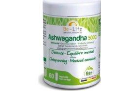 Be-Life Ashwagandha 5000 60 φυτικές κάψουλες