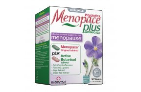 Vitabiotics Menopace Plus 56 ταμπλέτες