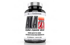 Anderson ALA-FX 100caps