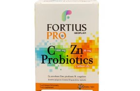 Geoplan Nutraceuticals Fortius Pro 60 ταμπλέτες