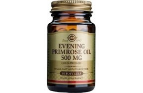 SOLGAR EVENING PRIMROSE OIL 500MG SOFTGELS 30S