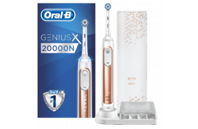 Oral-B Genius X 20000n Rose Gold