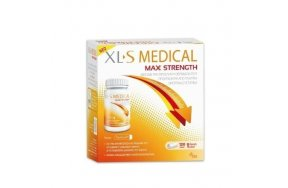 Omega XLS Medical Max Strength 120 Δισκία