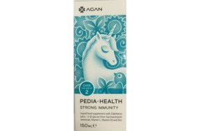 AGAN PEDIA HEALTH STRONG IMMUNITY SYR. 150 ML