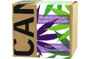 Premium Cannabis by Omicron Luxury Κρέμα Ματιών με Έλαιο Κάνναβης 50ml