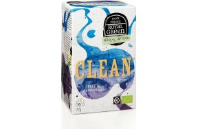 Royal Green Herbal Infusion Clean 16 Φακελάκια