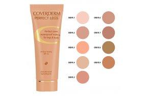 Coverderm Perfect Legs No4 50ml