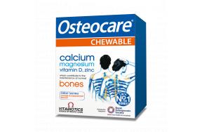 Vitabiotics Osteocare Chewable 30 μασώμενες ταμπλέτες