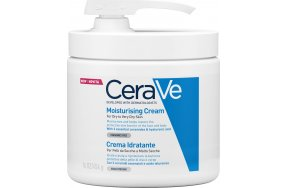 CeraVe Moisturising Cream For Dry To Very Dry Skin Pump 454gr