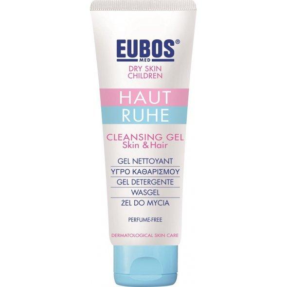 Eubos Baby Washing Gel 125ml