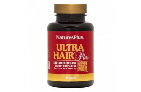Nature's Plus Ultra Hair Plus 60 ταμπλέτες