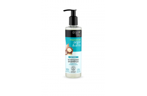Natura Siberica Organic Shop Nourishing Shampoo Argan & Amla 280ml