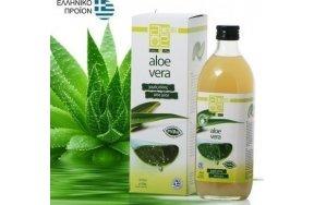 Hellenic Aloe Ltd Χυμός Αλόης Βιολογικής Γεωργίας 1000ml