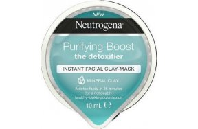 Neutrogena Purifying Boost The Detoxifier Instant Facial Clay Mask 10ml