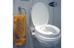 Medinext Ανυψωτικό WC Relax με Καπάκι Ύψους 10εκ.