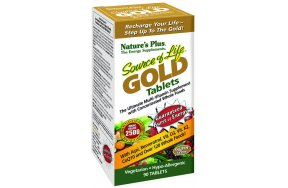 Nature's Plus Source Of Life Gold 90 ταμπλέτες