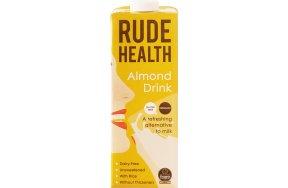 AM HEALTH Rude Health Γάλα Αμυγδάλου Βιολογικό 1LT