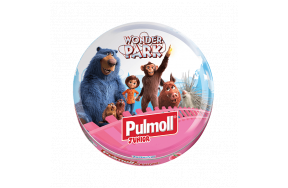 Pulmoll Junior Vitamin C 50gr Βατόμουρο Εχινάκεια & Βιταμίνη C