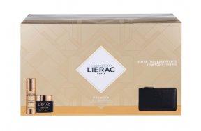 Lierac La Cure Absolute Anti-Aging Cream 50ml, La Cure Anti-Age Absoulu 30ml & Rue Des Fleurs-Monaco Pouch