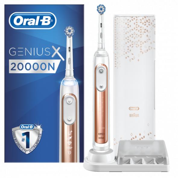 Oral-B Genius X 20000n Rose Gold
