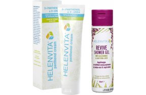 Helenvita Panthenol Cream Kit