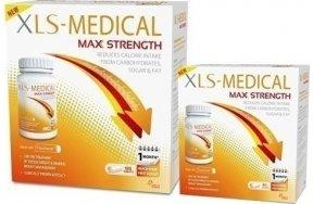 XL-S MEDICAL MAX STRENGTH 120TABS PR(+40TABS ΔΩΡΟ)