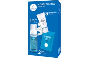 Youth Lab. Blemish Control Cleansing Foam 150ml, Blemish Dots 32τμχ & Balance Mattifying Cream 50ml