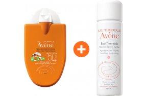 Avene Reflexe Solaire Bebes & Enfants SPF50 30ml SPF50 + Eau Thermale 50ml