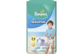 PAMPERS SPLASHERS ΜΕΓ 5-6 8Χ10 CP