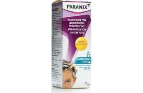 Paranix Shampoo 200ml + Χτένα