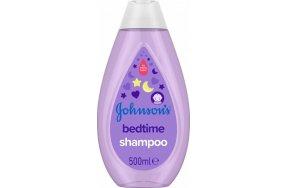 Johnson & Johnson Bedtime Shampoo 500ml
