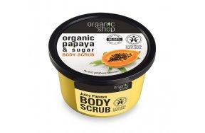Natura Siberica Body scrub Juicy Papaya 250ml
