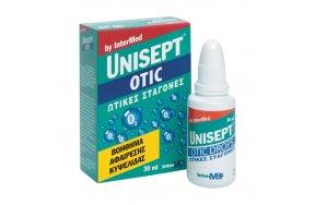 Intermed Unisept Otic Ωτικές Σταγόνες 30ml