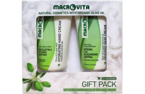 Macrovita Fly On Board Gift Pack for Dry Skin