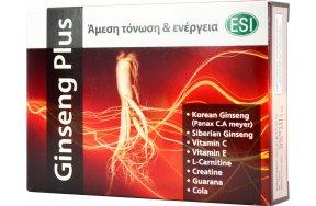 ESI Ginseng Plus Rapid Energy 30 tabs