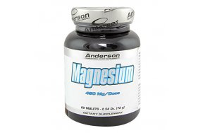 Anderson Magnesium 450mg 60tabs