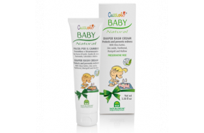 POWER BABY CUCCIOLO DIAPER RASH CREAM 97,5% NATURAL 100ML