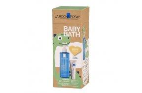 La Roche Posay Baby Bath Lipikar Gel Lavant 400ml & Cicaplast Baume B5 15ml