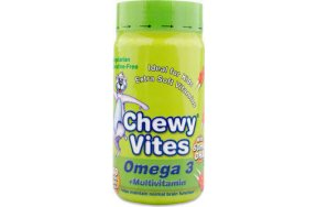 CHEWY VITES OMEGA-3 MULTIVATAMIN