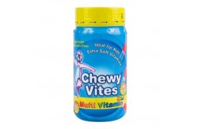 Vican Chewy Vites Multi Vitamin Plus, 60 μασώμενα δισκία.