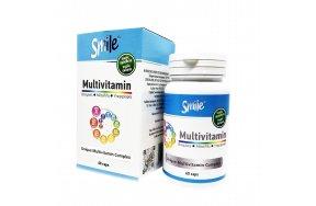 SMILE HEALTH MULTIVITAMIN COMPLEX 60caps