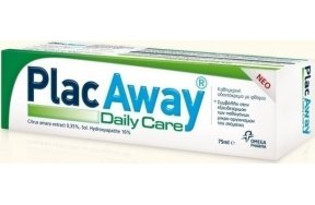 PLAC AWAY DAILY CARE ΟΔ/ΚΡΕΜΑ 75ML