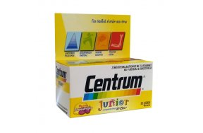 CENTRUM JUNIOR 30TABS