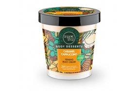 Natura Siberica Organic Shop Body Desserts Caramel Cappuccino Firming Body Cream 450ml