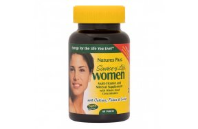 Nature's Plus Source Of Life Women 60 ταμπλέτες