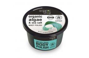 Natura Siberica Organic Polish Atlantic Algae & Salt Body Scrub 250ml