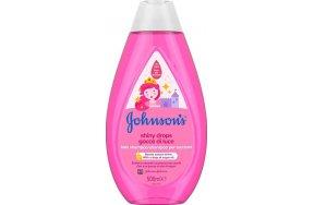 Johnson & Johnson Shiny Drops Shampoo 500ml